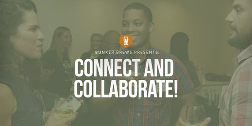 Bunker Brews Atlanta: Connect and Collaborate!