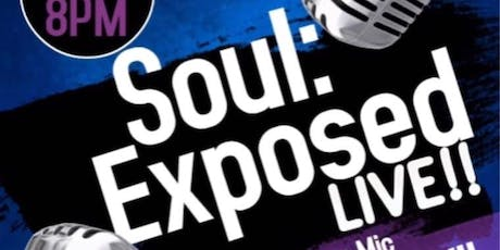 Soul:Exposed Live Band Open Mic tickets