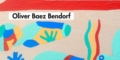 Poetry Reading: Oliver Baez Bendorf with T Fleischmann & beyza ozer