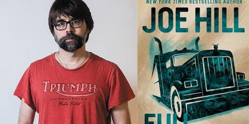 FREE EVENT WITH JOE HILL