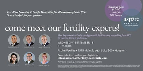 Introduction to Fertility tickets