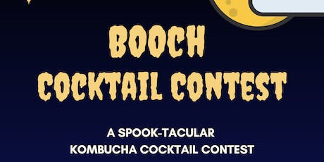 BOOch Cocktail Contest tickets