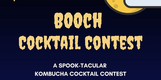 BOOch Cocktail Contest