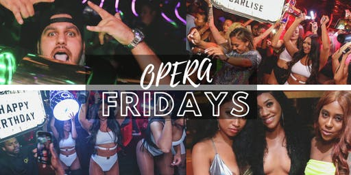 OPERA FRIDAYS (FORWARD SOCIETY)