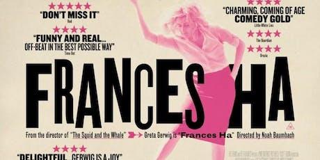"Showcase Sunday: ""Frances Ha"" (15) tickets"