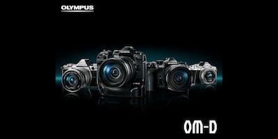 Olympus OM-D Menu Class