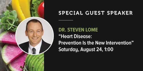 Heart Disease: Prevention is the New Intervention tickets