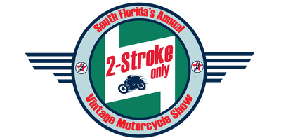South Florida's 3rd Annual 2 Stroke Only Vintage Motorcycle Show