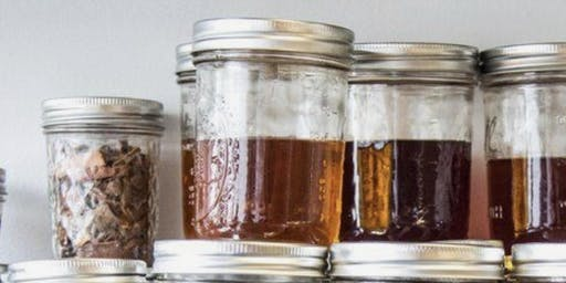 Build-your-own Bitters with Wildcraft Kitchen
