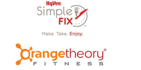 Orange Theory Simple Fix Meal Prepping