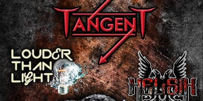 Tangent,  Louder Than Light and Helsik Free show!