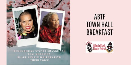 Atlanta Black Theatre Festival Remembers Toni Morrison and Ntzake Shange tickets