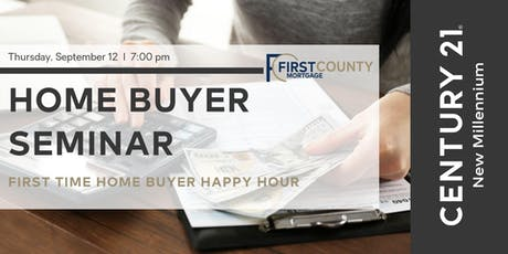 First-Time Home Buyer Seminar tickets