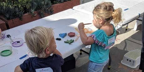 Tiny Tots: Parent & Me Program - Sea Star Adventure Drop In Classes tickets