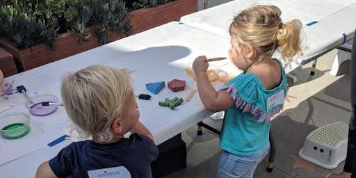 Tiny Tots: Parent & Me Program - Sea Star Adventure Drop In Classes