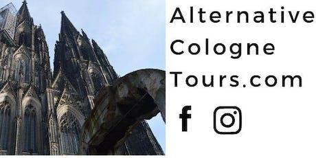 Alternative Stadtführung - (1,5h VERSION) von AlternativeCologneTours.com [DEUTSCH/GERMAN] Tickets
