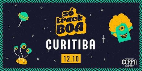 Só Track Boa Curitiba ingressos
