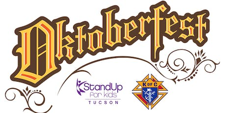 Oktoberfest 2019 presented by StandUp for Kids & the Knights of Columbus tickets