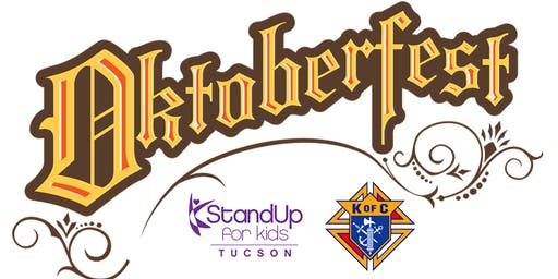 Oktoberfest 2019 presented by StandUp for Kids & the Knights of Columbus