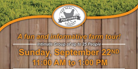 Integrated Farms - A Real Farm Tour tickets
