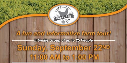 Integrated Farms - A Real Farm Tour