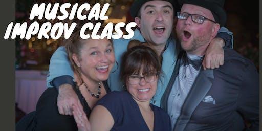 Musical Improv Class