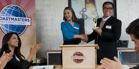 Toastmasters Open House tickets