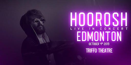 HOOROSH BAND LIVE IN EDMONTON