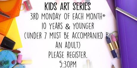 Kids Art Series tickets