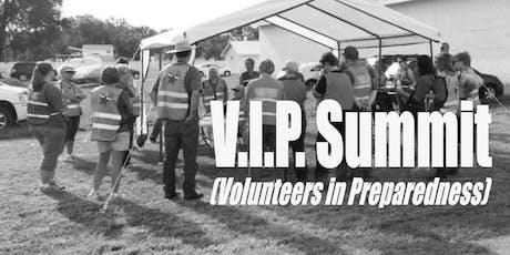 V.I.P. Summit tickets