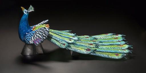 Hot Glass Sculpting w/ Karen Willenbrink-Johnsen & Jasen Johnsen