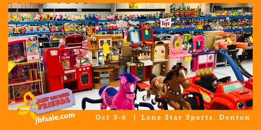 General Admission FREE Ticket | Childrens Toy & Clothing Shopping Event