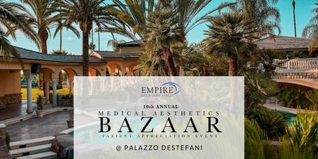 10th Annual Medical Aesthetics Bazaar tickets