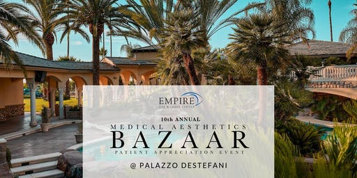 10th Annual Medical Aesthetics Bazaar