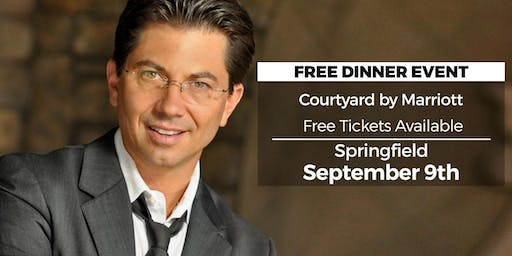 (FREE) Millionaire Success Habits revealed in Springfield by Dean Graziosi