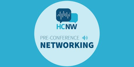 HCNW 2019 Pre-Conference Networking tickets