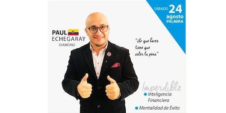 Charla: Formando Empresarios en el Club Campestre Palmira Valle entradas