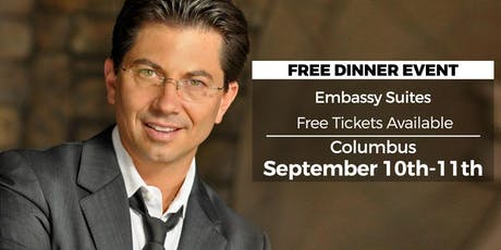 (FREE) Millionaire Success Habits revealed in Columbus by Dean Graziosi tickets