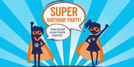 Sequoia Hospital Foundation's 2019 Super Birthday Party! tickets