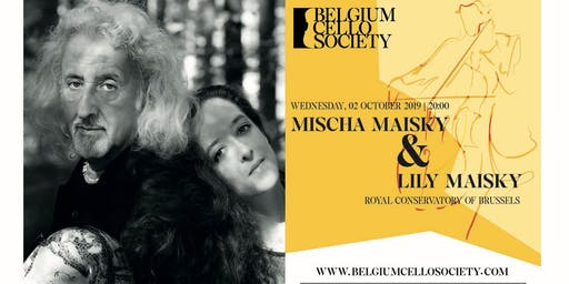 Mischa Maisky and Lily Maisky | BCS 19/20