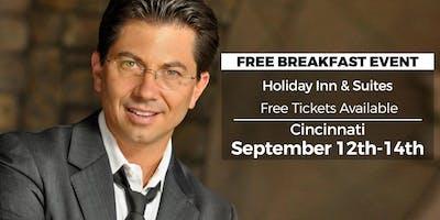 (FREE) Millionaire Success Habits revealed in Cincinnati by Dean Graziosi