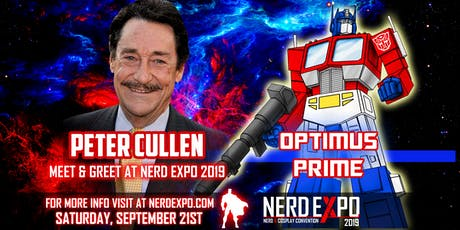 NERD EXPO 2019 Nerd & Cosplay Convention Tickets, Sat, Sep