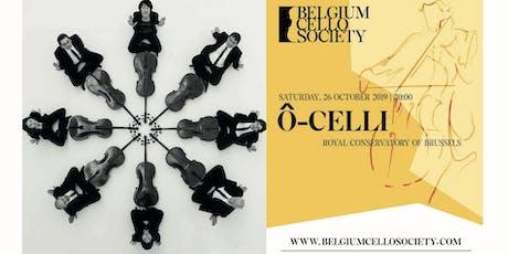 O-Celli | BCS 19/20 tickets