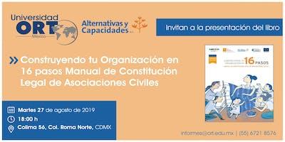 Presentación del Manual de Constitución Legal de las AC