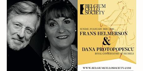 Frans Helmerson & Dana Protopopescu | BCS 19/20 billets