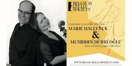 Marie Hallynck & Muhiddin Durruoglu | BCS 19/20 biglietti