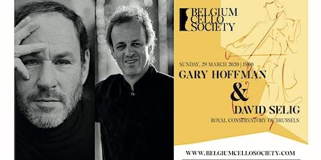 Gary Hoffman & David Selig | BCS 19/20 tickets