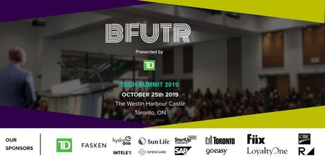 BFUTR National Tech Summit tickets