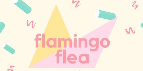 Flamingo Flea | Free Indie Market 40+ Vendors tickets