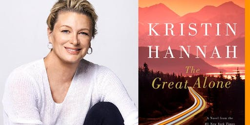 FREE EVENT WITH KRISTIN HANNAH IN CONVERSATION WITH ELLEN SUSSMAN